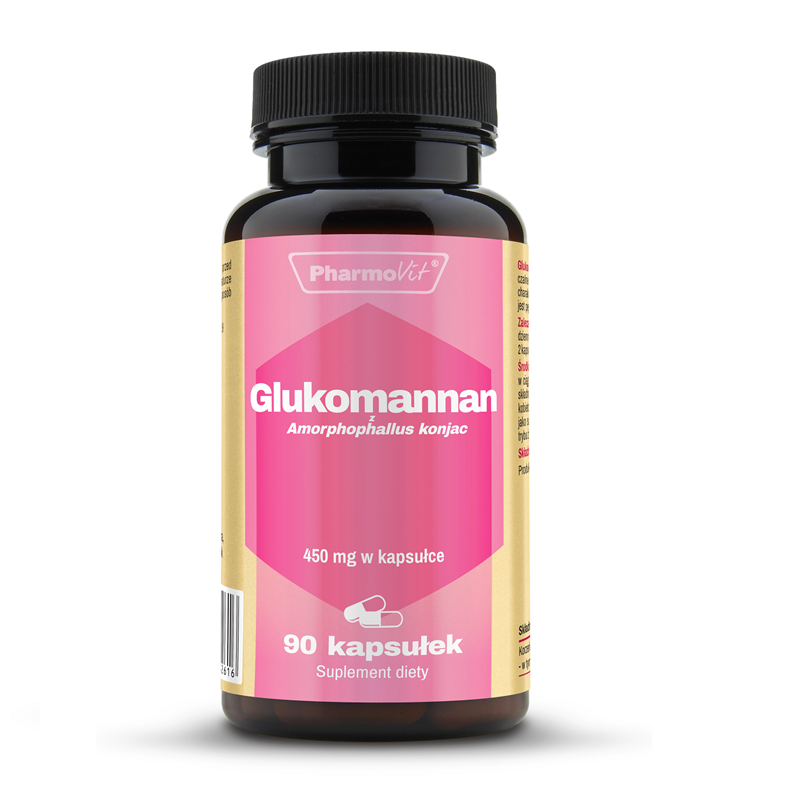 Pharmovit Glukomannan