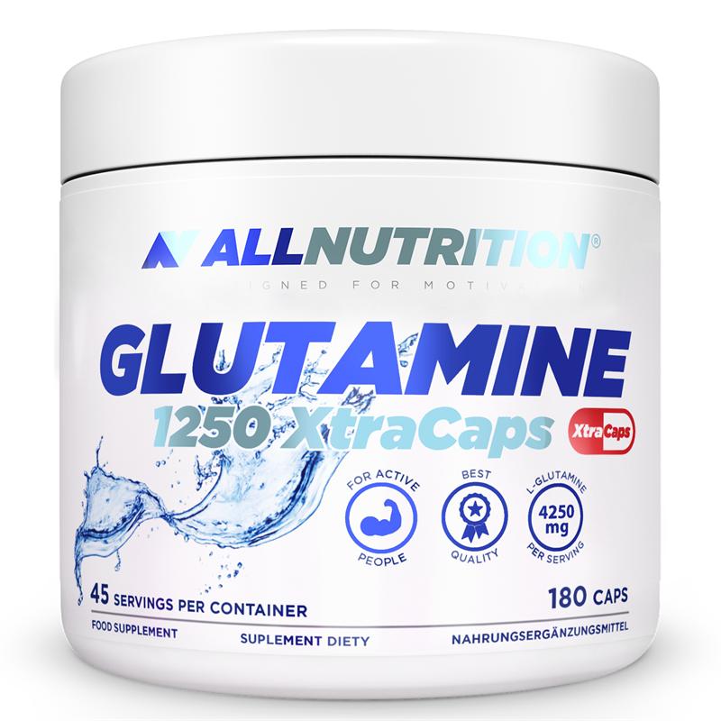 ALLNUTRITION Glutamine 1250 XtraCaps