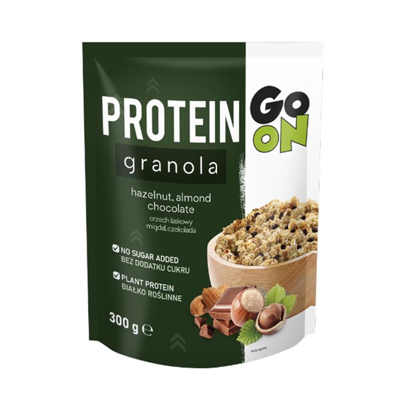 Go On Granola Proteinowa Z Czekoladą I Orzechami
