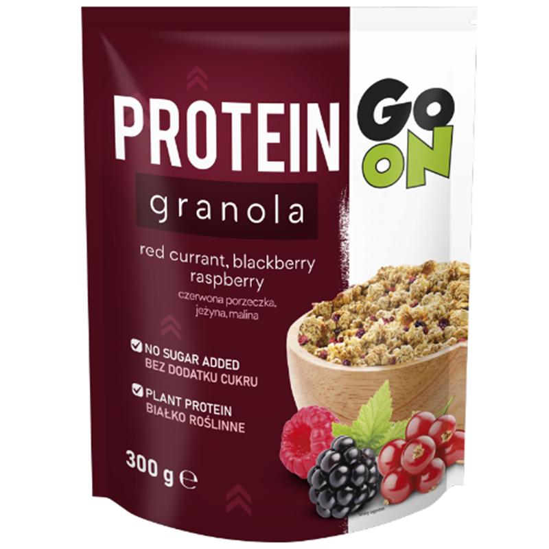 Sante Go On Granola Proteinowa z owocami