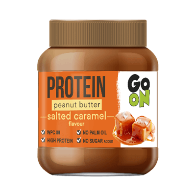Go On Protein Peanut Butter Salted Caramel