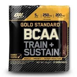 Gold Standard BCAA Train + Sustain