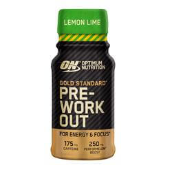 Gold Standard Pre-Workout Shot