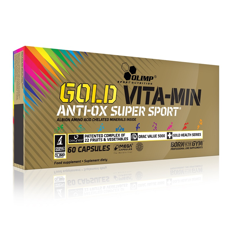 Gold VITA-MIN anti OX