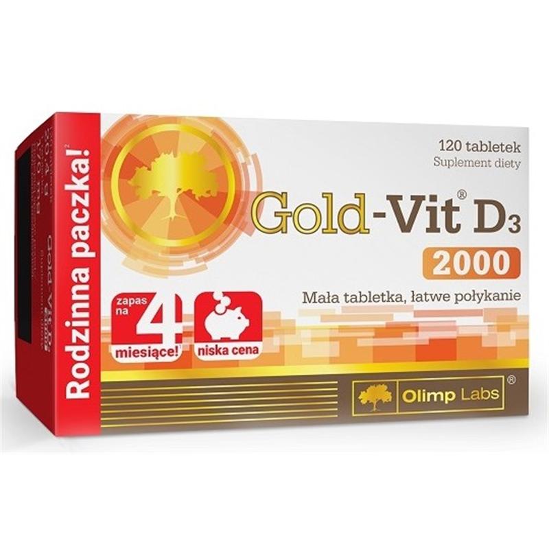 Olimp Gold Vit D3 2000