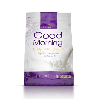 Good Morning Lady A.M. Shake