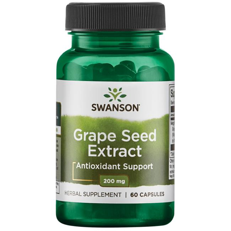 Swanson Grape Seed Extract