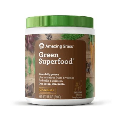 Green Superfood Chocolate