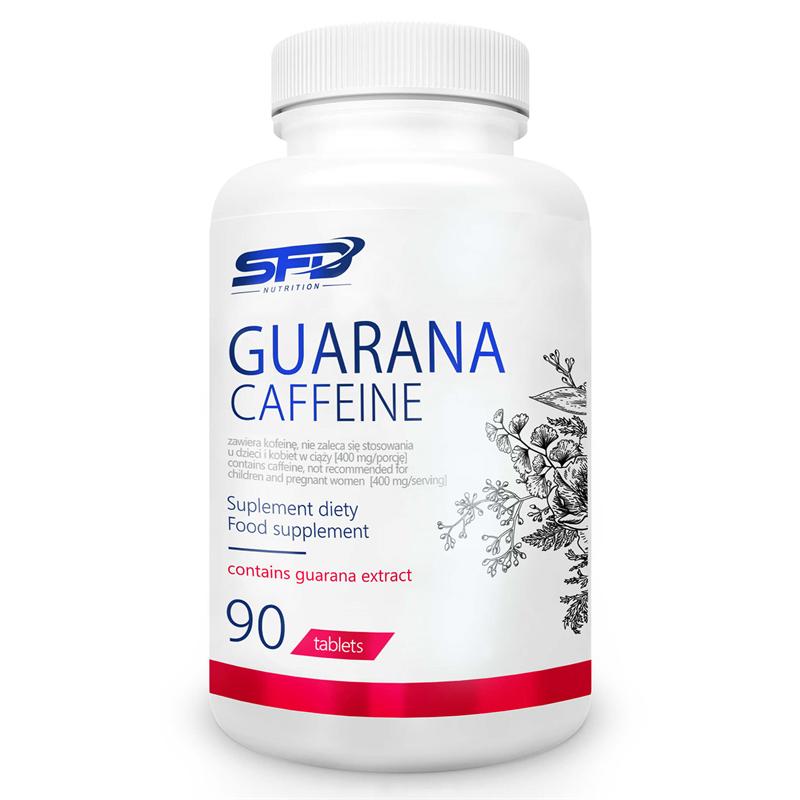 SFD NUTRITION Guarana Caffeine