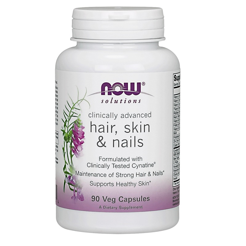 Now Hair, Skin & Nails