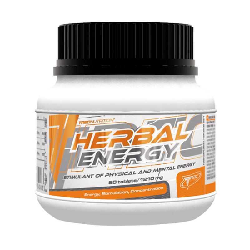 Trec Herbal Energy