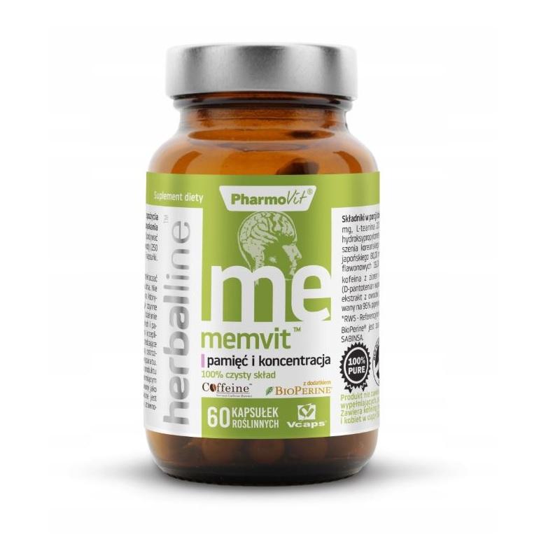 Pharmovit Herballine Memvit