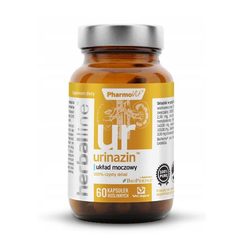 Pharmovit Herballine Urinazin
