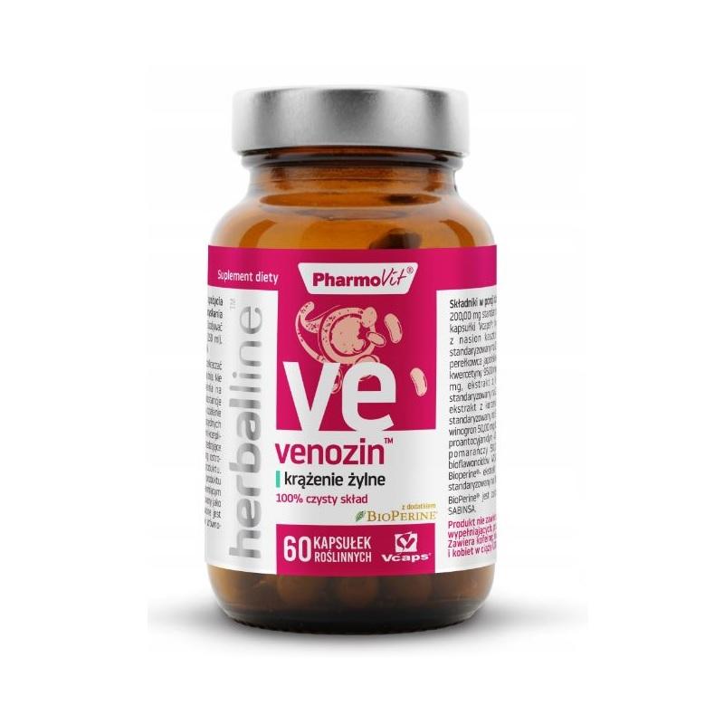 Pharmovit Herballine Venozin