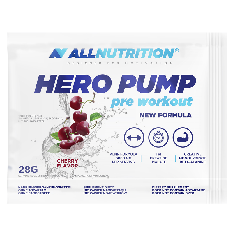 ALLNUTRITION Hero Pump