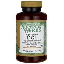 High Potency DGL (Licorice)
