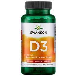 Higher Potency Vitamin D-3 2,000 IU