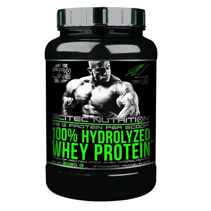 Scitec nutrition Hydrolyzed Whey Protein