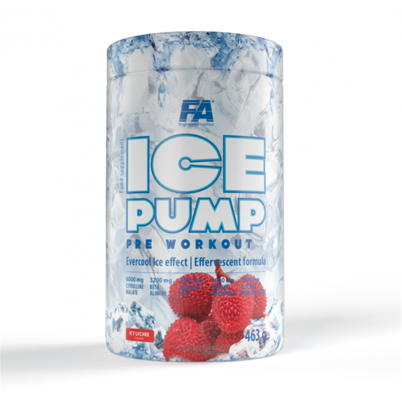 Fitness Authority ICE Pump Pre Workout
