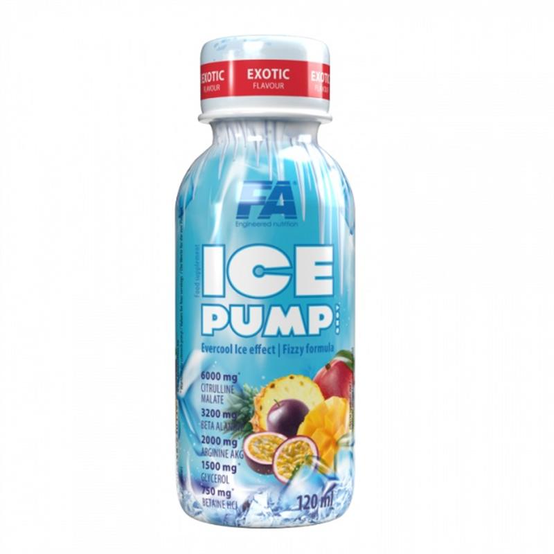 Fitness Authority ICE Pump Shot