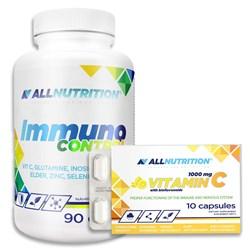 Immuno Control 90caps + Vitamin C 10caps