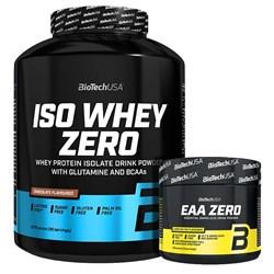 Iso Whey ZERO 2270g + EAA Zero 182g GRATIS