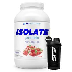 Isolate Protein 2000g + Shaker GRATIS