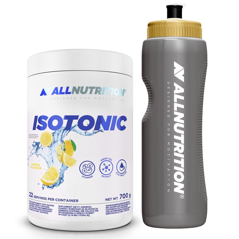 ALLNUTRITION Isotonic 700g + Bidon GRATIS