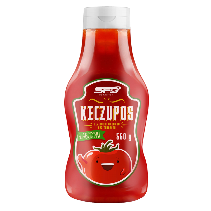 SFD NUTRITION Keczupos Łagodny