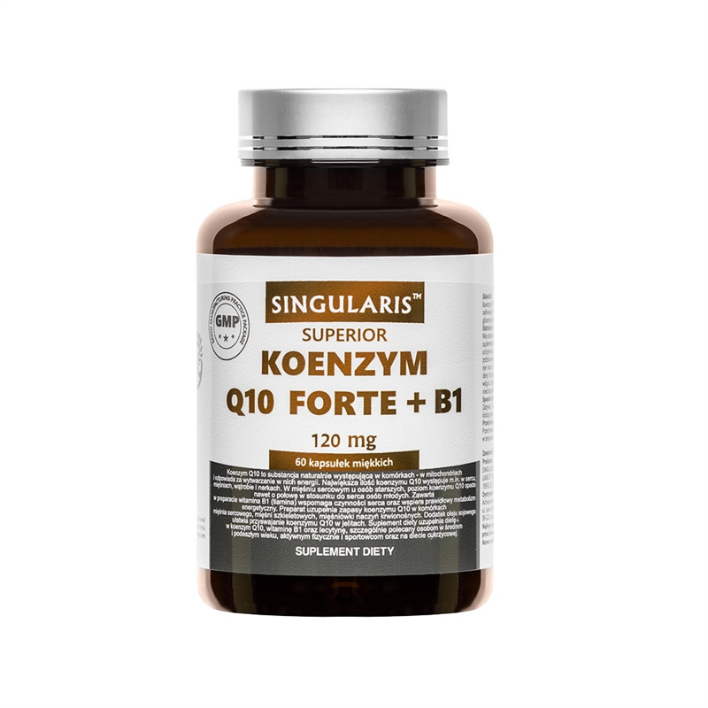 Singularis Koenzym Q10 Forte + B1