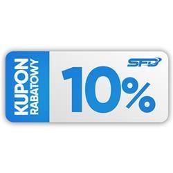 Kupon rabatowy 10%