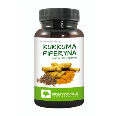Kurkuma Piperyna (Curcuma longa&Piper nigrum)