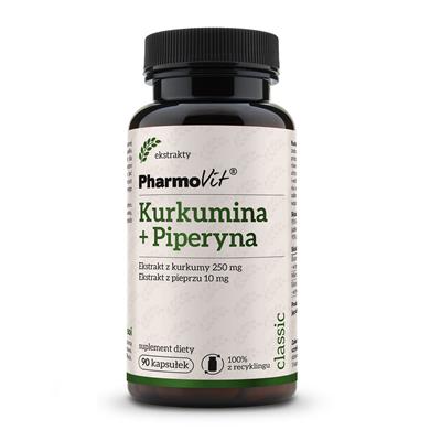 Kurkumina + piperyna