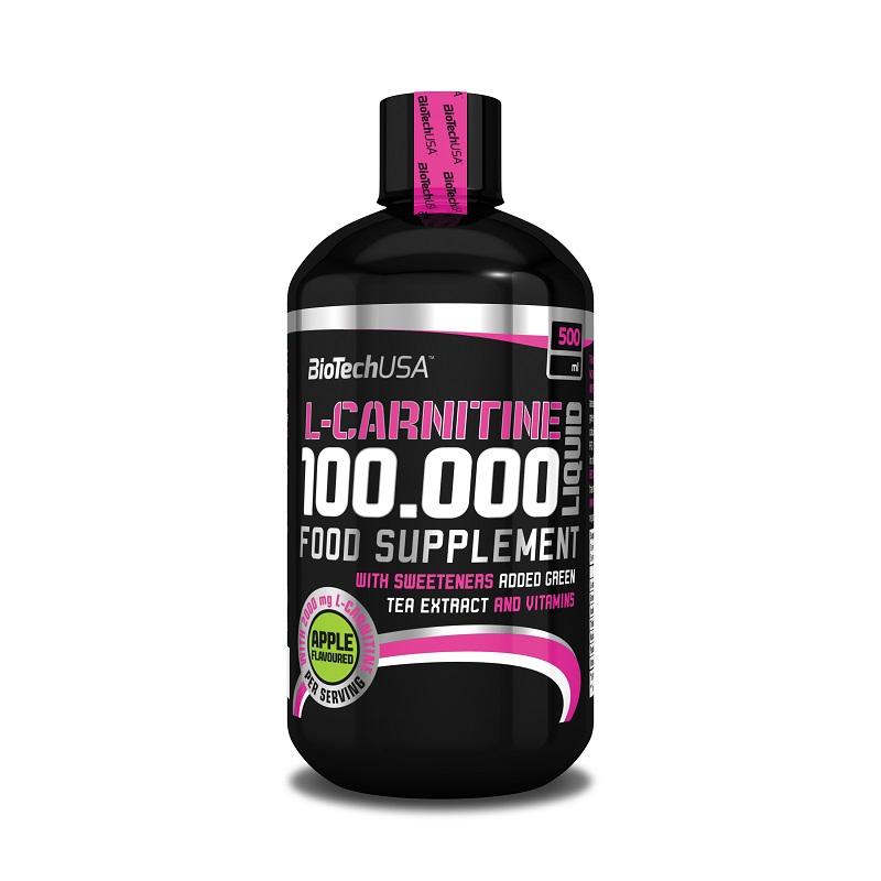 BioTechUSA L-Carnitine 100.000 Liquid