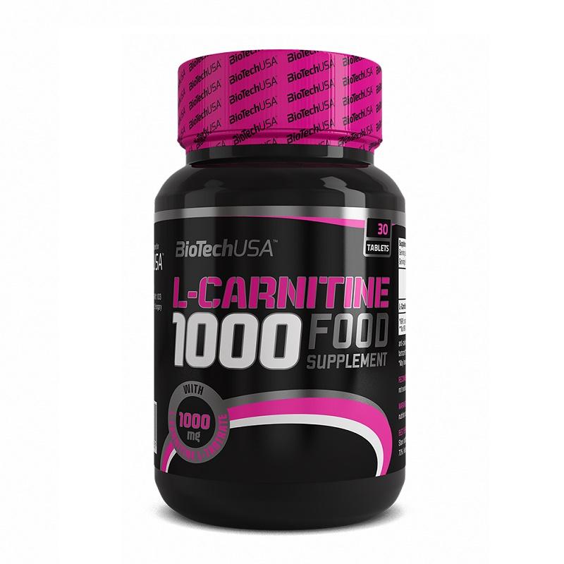 BioTechUSA L-Carnitine 1000