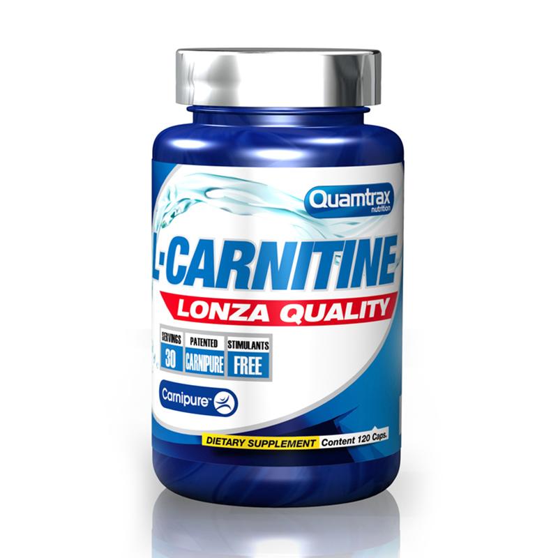 Quamtrax L-Carnitine Lonza Quality