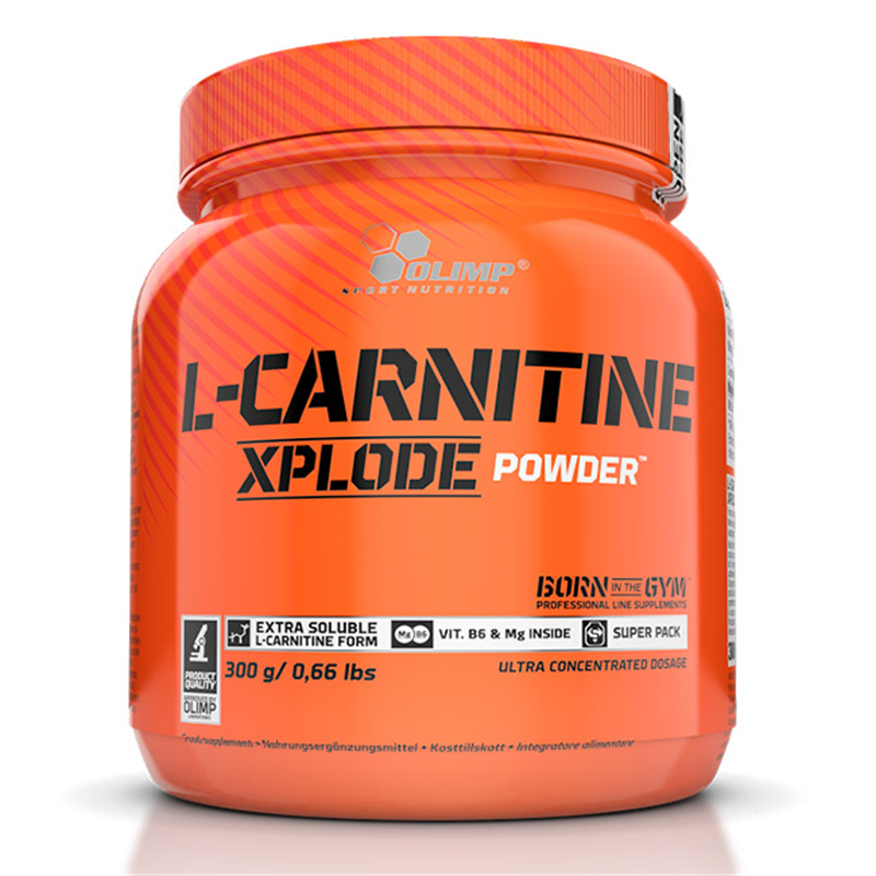 Olimp L-Carnitine Xplode Powder