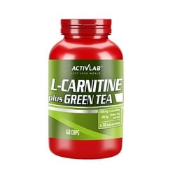 L-Carnitine + Green Tee