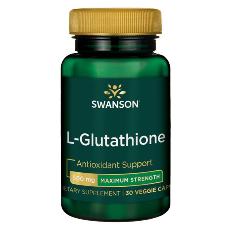Swanson L-Glutathione - Maximum Strength