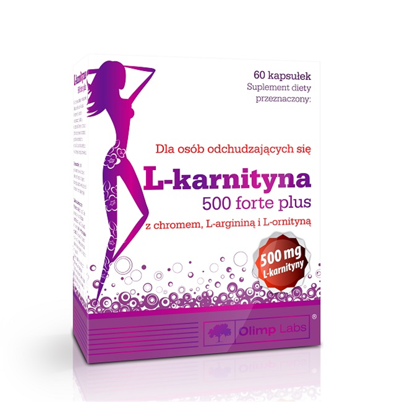 L-Karnityna 500 Forte Plus