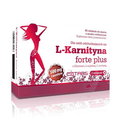 L-Karnityna Forte Plus