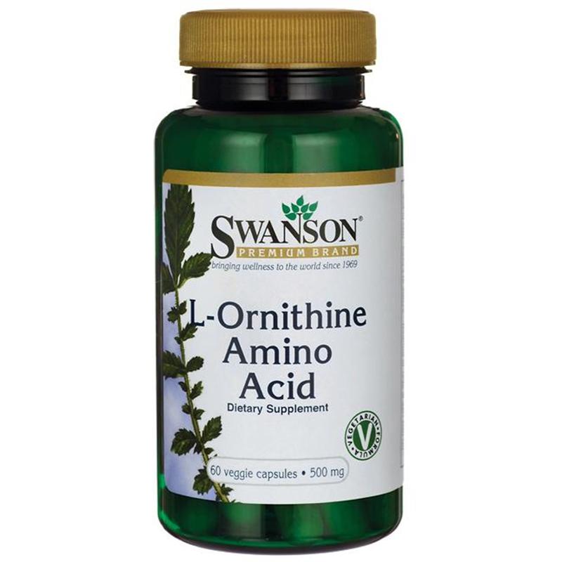 Swanson L-Ornithine Amino Acid