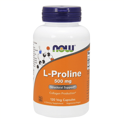 L-Proline 500 mg