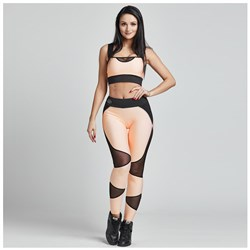 LEGGINSY BRAVE APRICOT