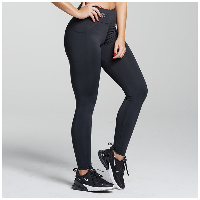 Gym Provocateur LEGGINSY SECOND SKIN BLACK