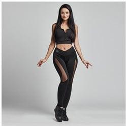 LEGGINSY SEXY BLACK
