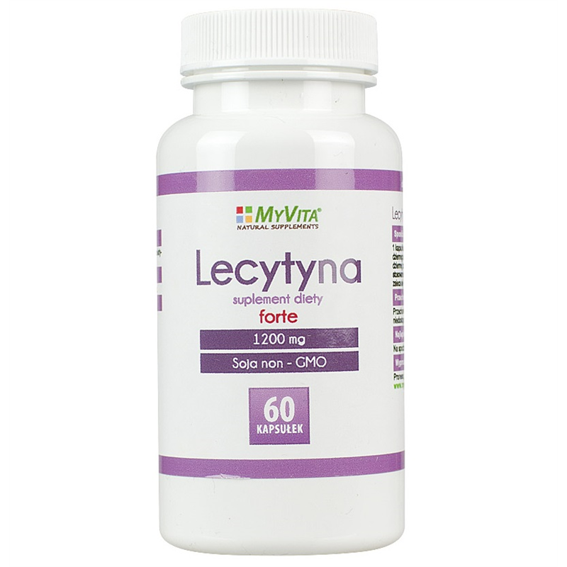 MyVita Lecytyna Forte