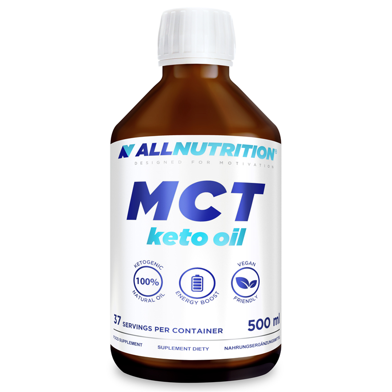 ALLNUTRITION MCT Keto Oil