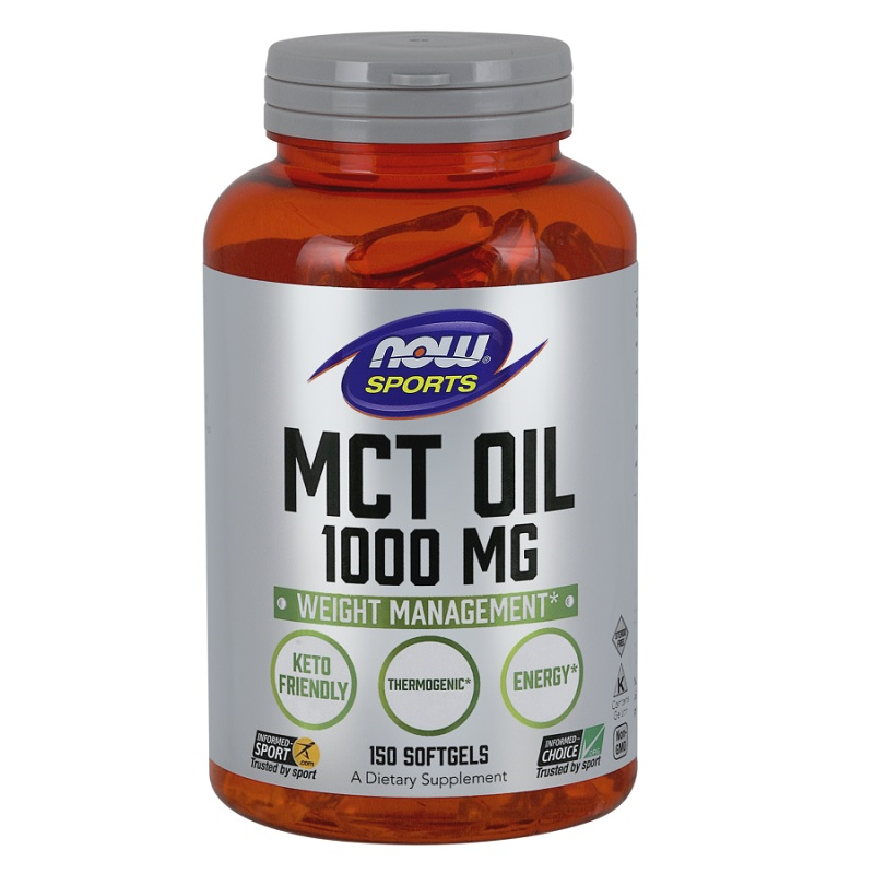 Now MCT Oil