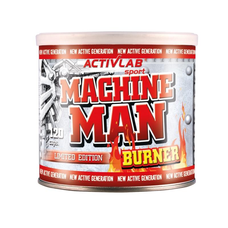 ActivLab Machine man burner